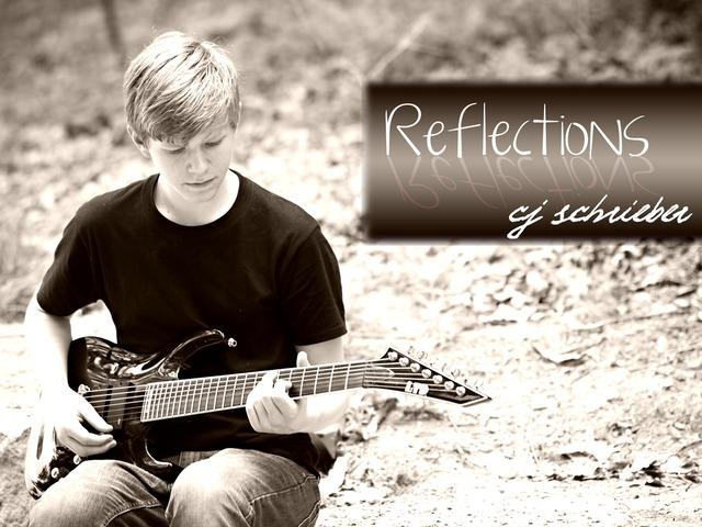 Sophomore+CJ+Schrieber+launches+his+first+album