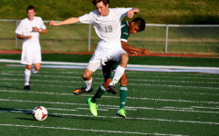 Boys varsity soccer takes on Pattonville in the first home game of the season. The senior spolighted was Dan Barlett.