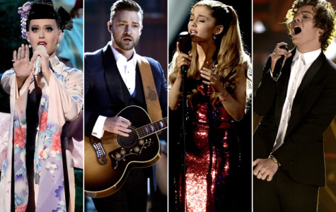 American Music Awards Recap: Storify