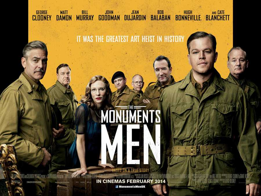Monuments+Men+movie+poster