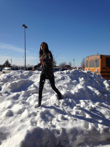 Shortage of salt may affect safety of sidewalks