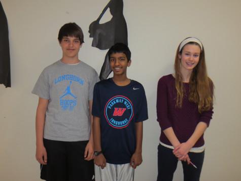 Continental Math League champions