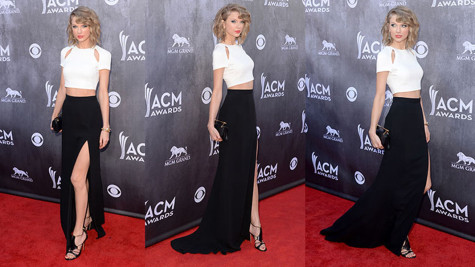 Best-Dressed at the 2014 American Country Music Awards