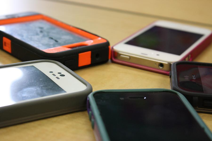 iPhones+have+evolved+over+the+years+to+grow+in+size+and+shape.+The+iPhone+6+Plus+is+the+largest+phone+so+far.