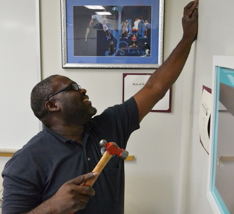 POW: Keith Brown, Custodian