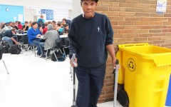 Juniors raise funds for custodian facing health issues
