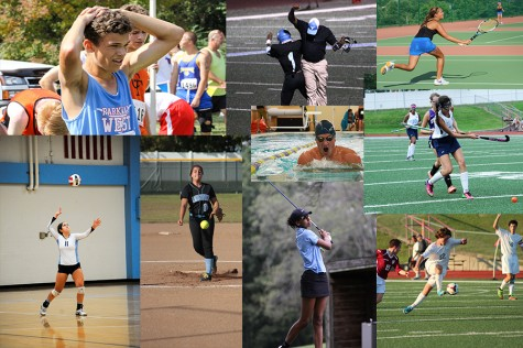 Fall Sports 2014 Highlight Video