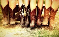 Latest Trend: Western Chic
