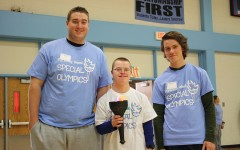 Special Olympics Buddy Helpers