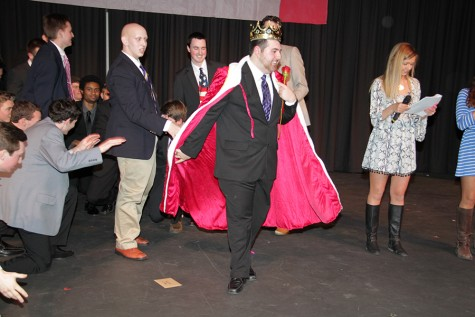 Guccione crowned Mr. Longhorn 2015