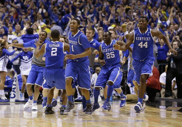 Kentucky+trying+to+finish+off+their+flawless+season+and+take+home+a+National+Championship.