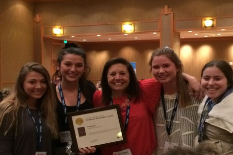 PAWESEHI staff members receive The Pacemaker Award