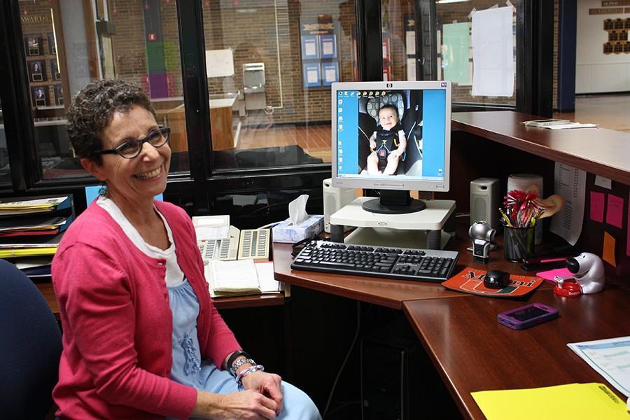Judy+Babitz%2C+Counseling+Secretary+extrodinaire