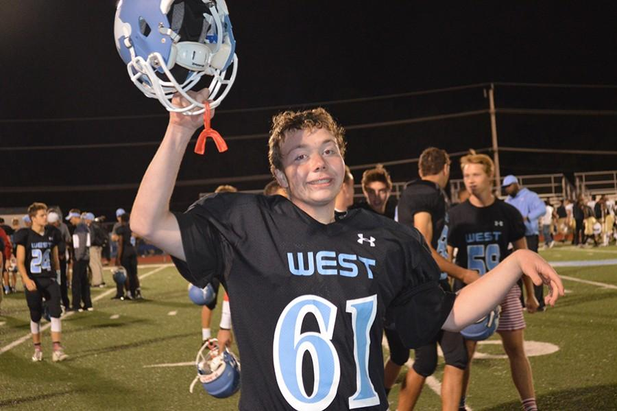 On September 11th and the Friday home football game, the Parkway West Longhorns lost to University City.
