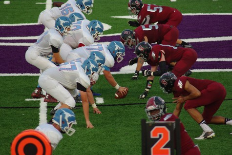 The Longhorns look to bounce back against Warrenton on Friday Sept. 25.