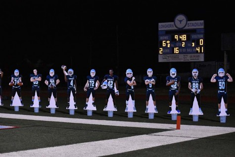 Parkway West takes on Fort Zumwalt South on Friday Oct 23. The Longhorns look to win their first district game since 2008.