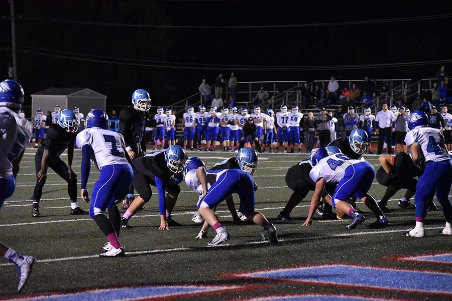 Parkway West 5-5 travels to Parkway North 7-3 for the second round of districts on Friday, Oct. 30.