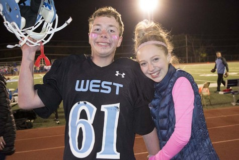 Holt and Kristin Priest hope to keep up this district win streak.