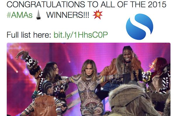 2015 American Music Awards: recap