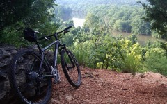 Three trails of St. Louis for three levels of mountain bikers