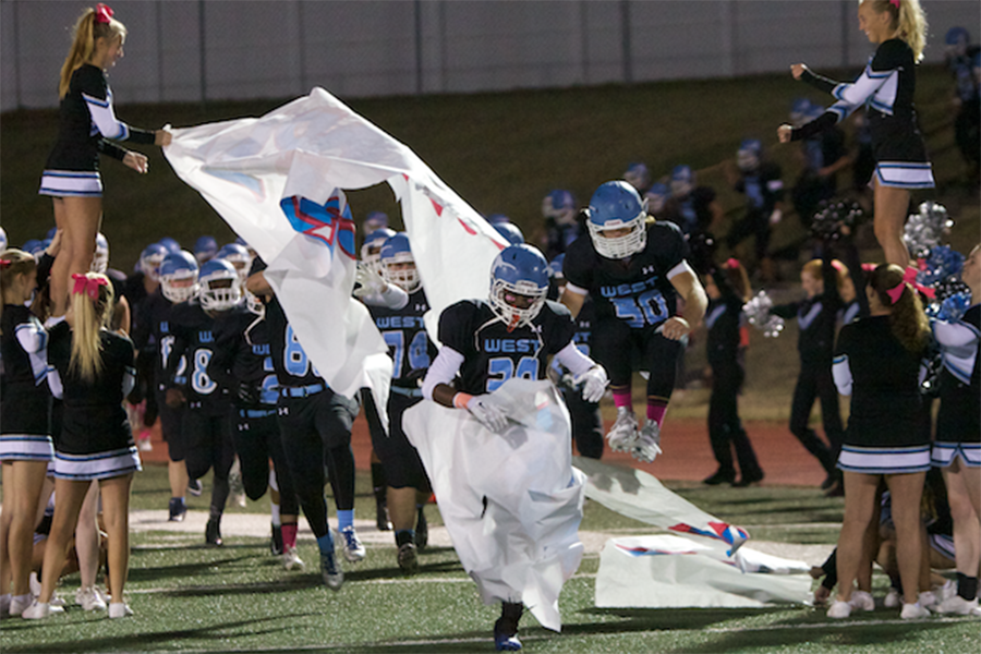 Parkway West looks to become district champions this Friday night against Fort Zumwalt South.