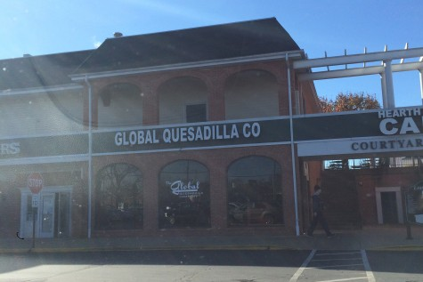 Around the world with Global Quesadilla