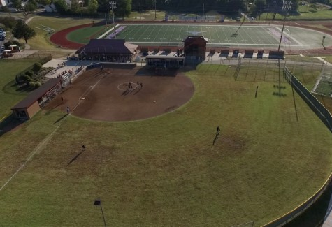 Fall Sports from above