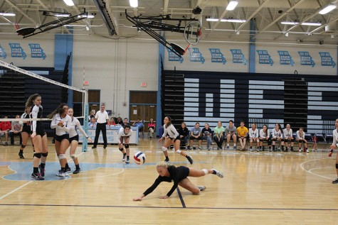 Gallery: Girls Varsity Volleyball highlights