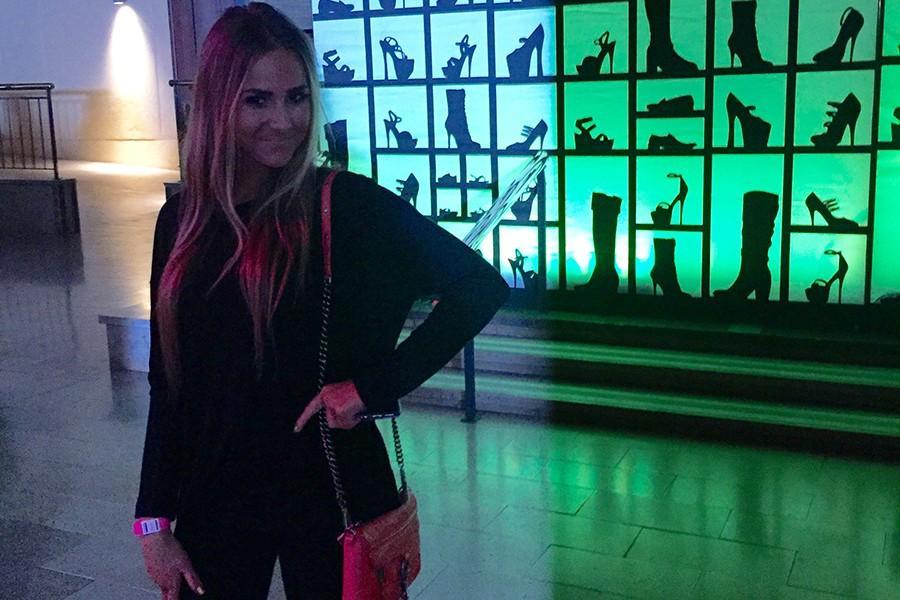 Maddie Hopkins: Designer on the rise