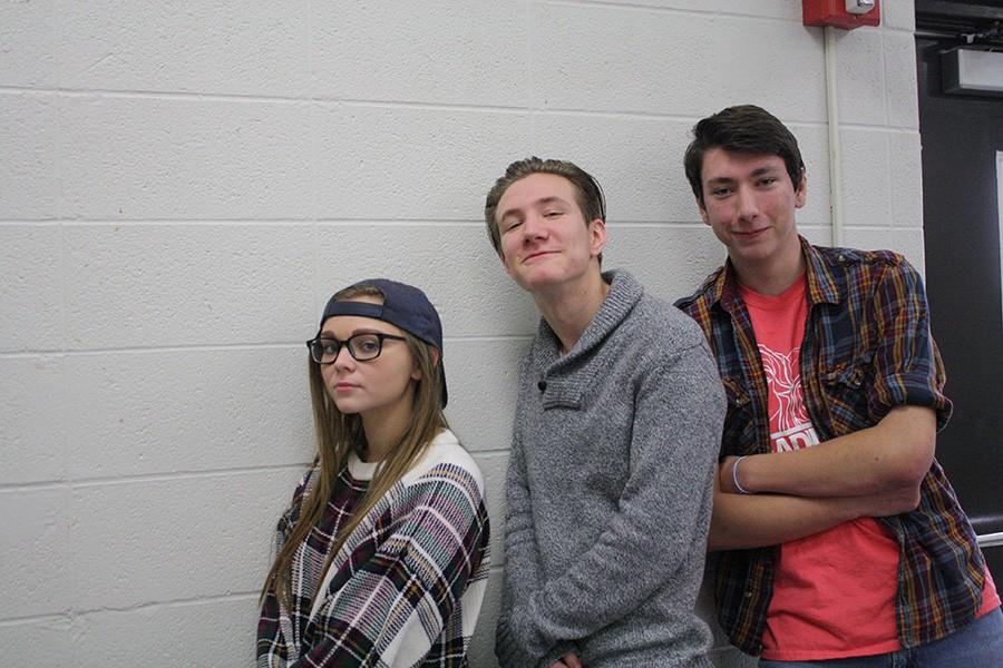 Drama club members prepare for the release of the theatre documentary