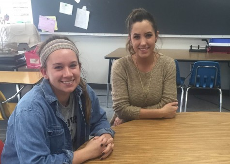 Social Studies teacher Stephanie Baker discusses her transition to West