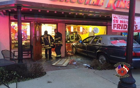 Sophomores survive car accident at Manchester Smoothie King