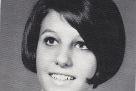 Throwback Thursday: Vickie Hankammer, front office receptionist