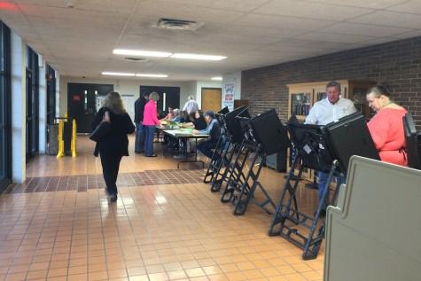Seventeen-year-olds vote in Ohio's primaries
