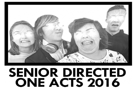 Senior Directed One Acts are back