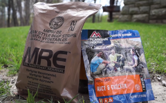MREs and the Mountain House brand meal replacement are just two examples of food for the trail.