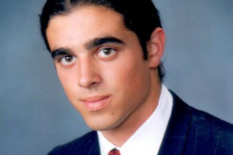 Throwback Thursday: Mario Pupillo, senior class principal