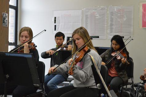 Student musicians compete at State Solo and Small Ensemble Festival