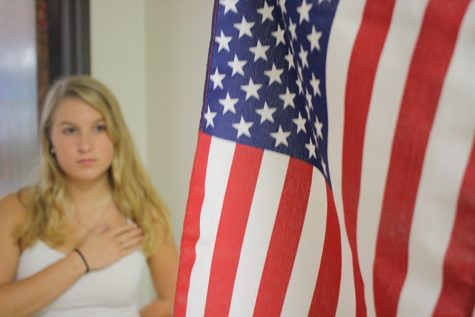 Senior Kathryn Bonzon was not old enough to remember 9/11, but still believes it was a huge tragedy for Americans.