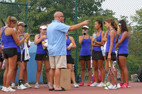 Townsend retires from coaching tennis after 13 years