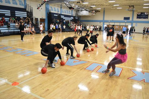 Dodgeball tournament to take place Dec. 10