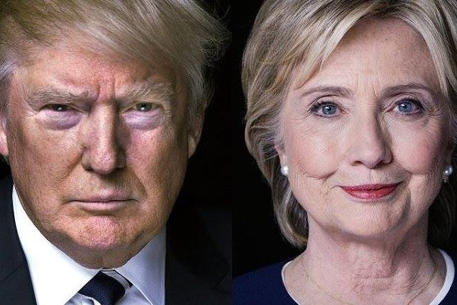 Democratic+nominee+Hillary+Clinton+is+presently+predicted+to+beat+GOP+nominee+Donald+Trump+according+to+the+FiveThirtyEight+Election+Forecast.
