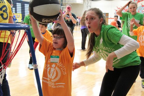Community unites to plan Special Olympics