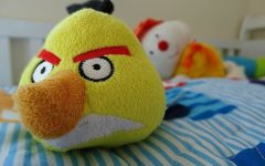 """Angry Birds: Blast"" game app Review"