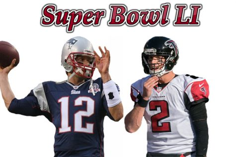 Falcons and Patriots set to showdown in Super Bowl LI