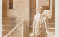 Eric Anthony at 12 years old in the year of 1969.