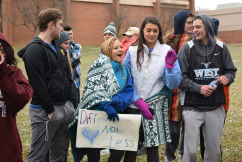Junior Vicky Marshall raises autism awareness through rally for brother