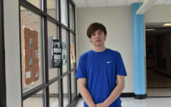Helping students with disabilities to be successful in physical education, Brown participates in the P.E. mentor program for leadership and experience.