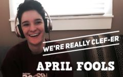 We're Really Clef-er: April Fools Playlist