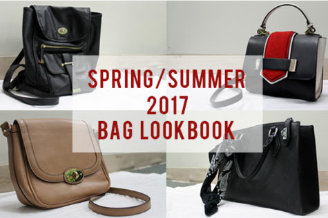 Spring/Summer 2017 bag lookbook